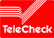 We Accept the Checks Through Telecheck